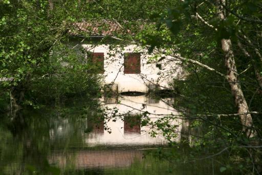 Moulin de Rouillac à Canéjan en Gironde
