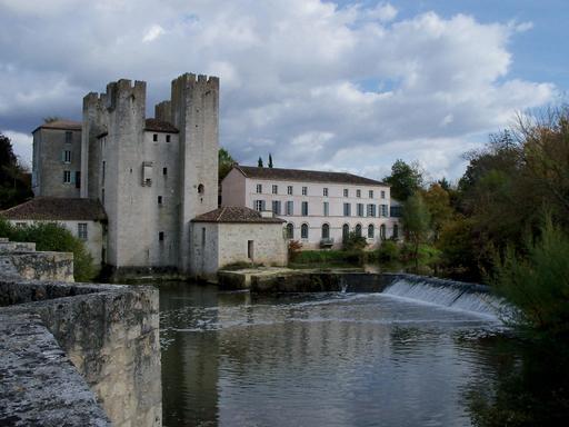 Moulin fortifié de Barbaste