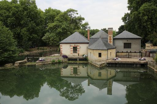 Moulin sur l'Indre