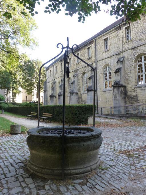 Parc du musée archéologique de Dijon