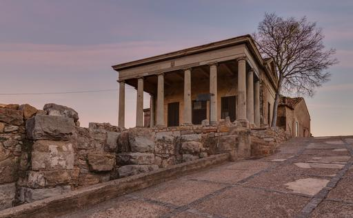 Musée archéologique du château de Sagunto