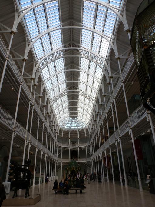 Musée d'Édimbourg
