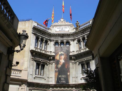 Musée de cire à Barcelone