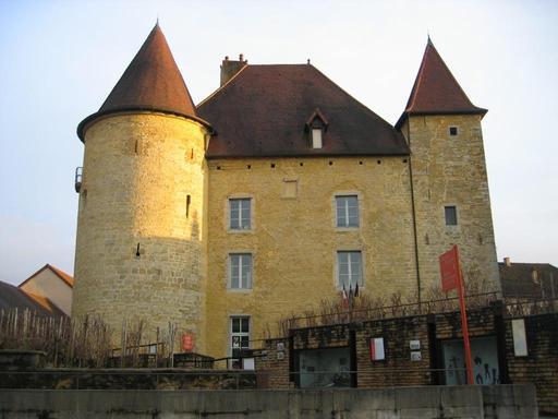 Musée de la viticulture jurassienne