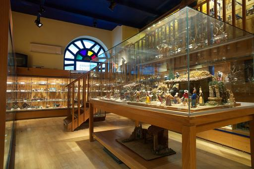 Musée des santons à Marseille