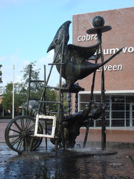Musée du CoBrA à Amsterdam