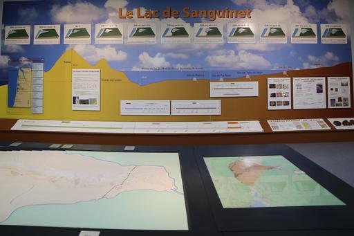 Musée du Lac à Sanguinet