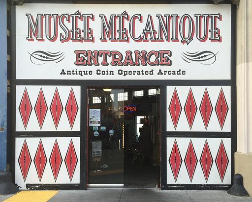 Musée Mécanique de San Francisco