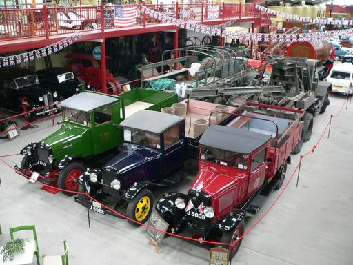 Musée Pallot Steam de Jersey