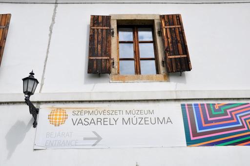 Musée Vasarely à Budapest