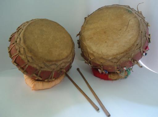 Nagara indiennes
