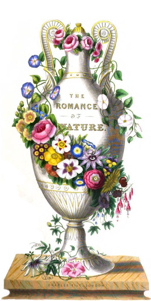 Nature et romance en 1836