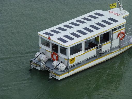 Navette maritime à La Rochelle