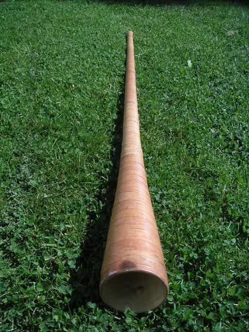 Lur norvégien en bois