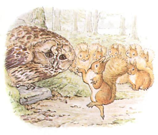Noisette l'écureuil - 22