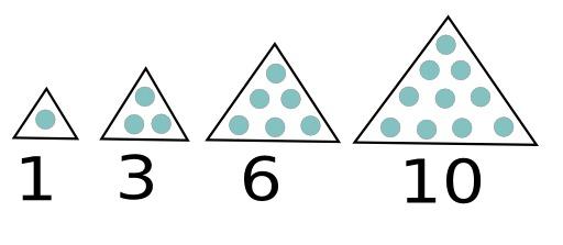 Nombres triangulaires
