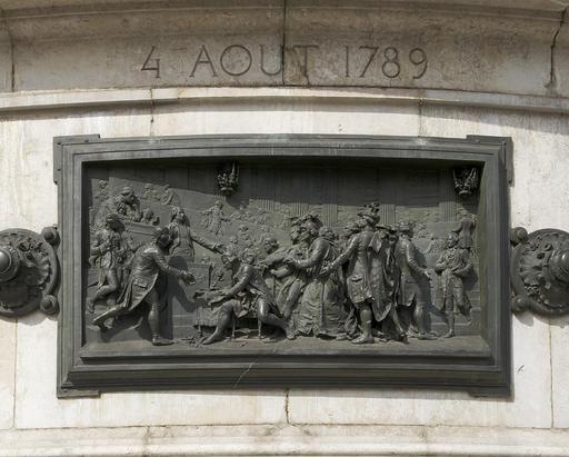 Nuit du 4 août 1789 et abolition des privilèges