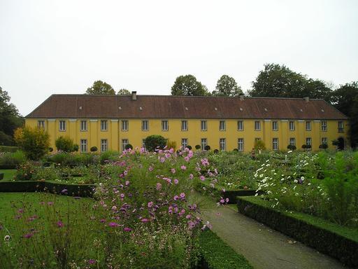 Orangerie de Benrath à Düsseldorf