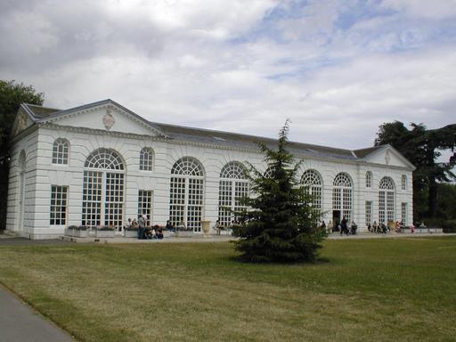 Orangerie des Kew Gardens à Londres