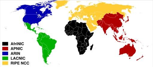 Organisation mondiale du RIR