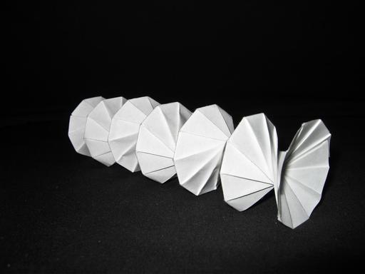 Origami du printemps