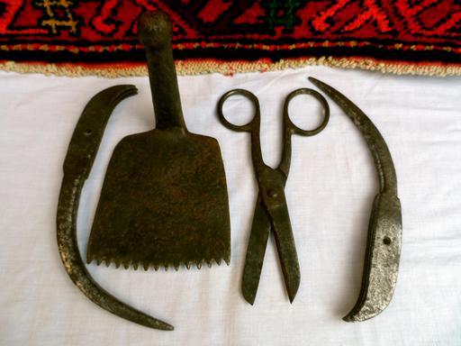 Outils de fabricant de tapis