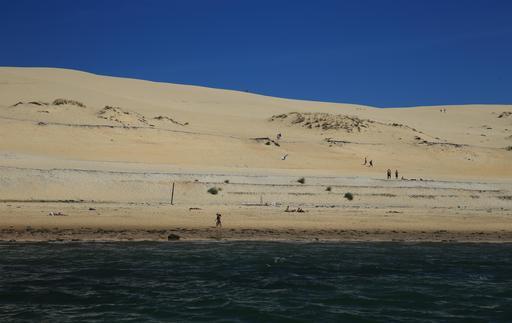 Paléosols de la Dune du Pilat