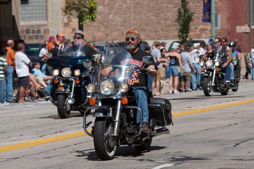 Parade 2008 de Harley-Davidson