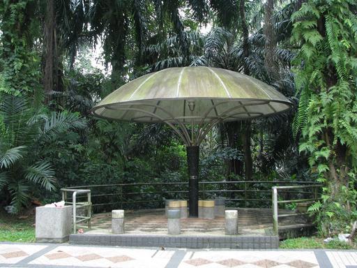 Parapluie de secours