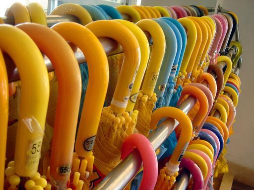 Parapluies japonais