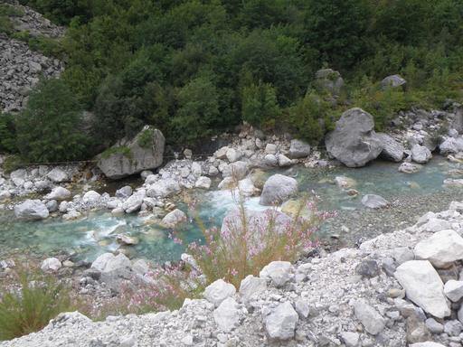 Parc national de Théti en Albanie