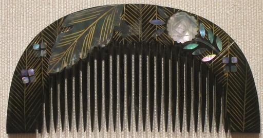 Peigne japonais