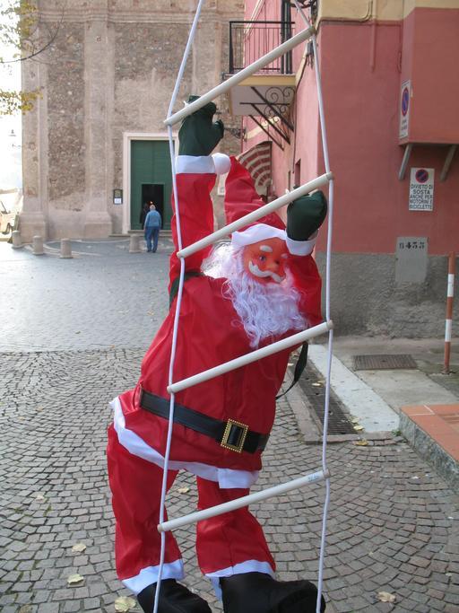 Père Noël italien