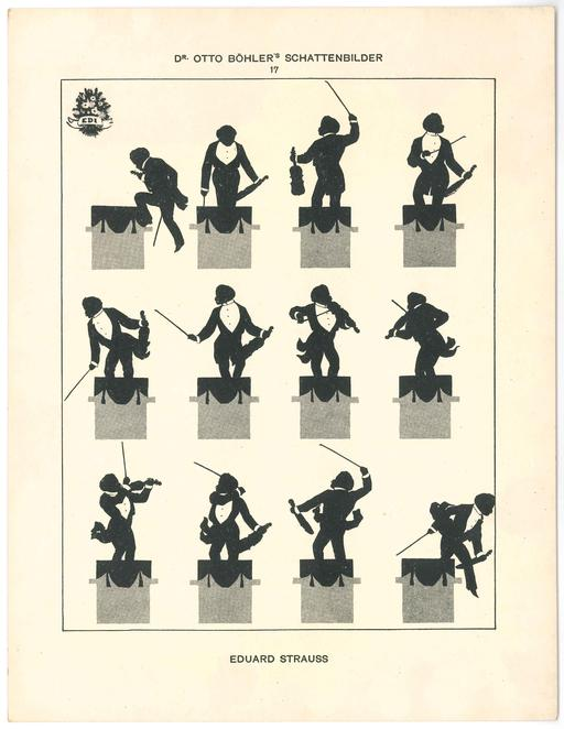 Performance de violoniste en silhouette