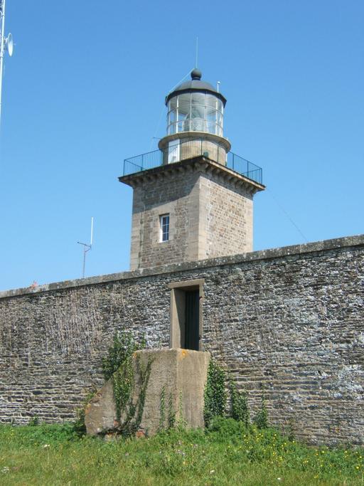 Phare de Carteret dans le Cotentin