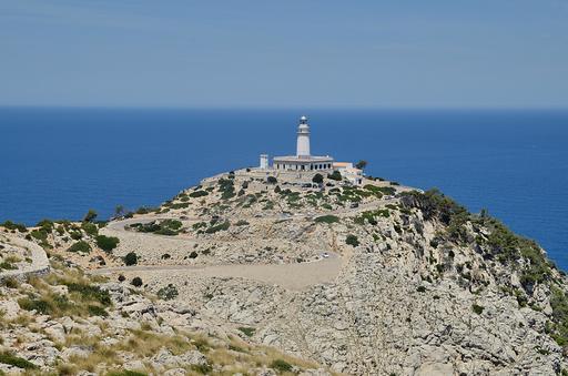 Phare du Cap Formentor à Majorque