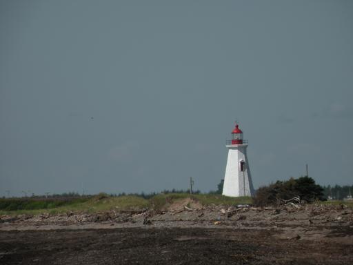 Phare octogonal au Canada