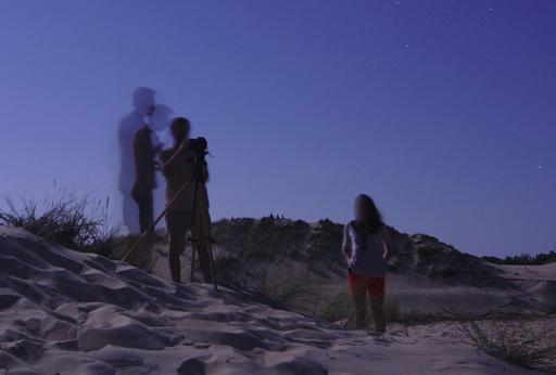 Photographes à la Dune du Pilat