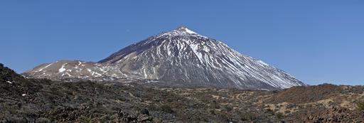 Pic du Teide aux Canaries