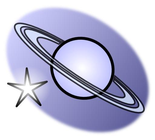 Pictogramme de l'espace