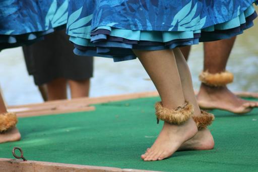 Pieds de danseuses