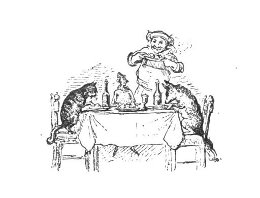 Pinocchio à l'auberge du homard rouge
