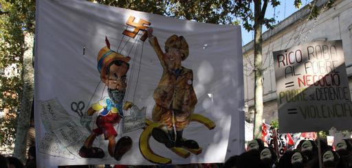 Pinocchio à Séville