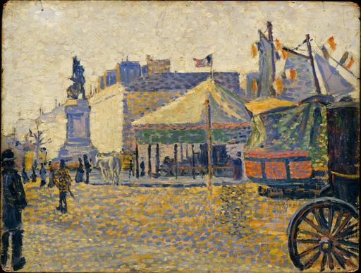 Place Clichy à Paris