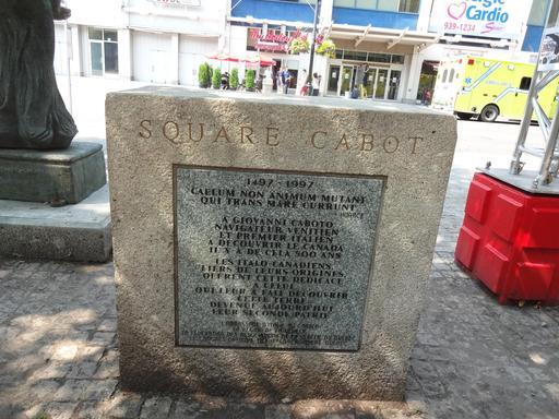 Place Jean Cabot à Montréal
