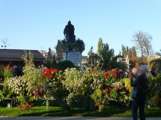 Place Stanislas à Nancy en octobre