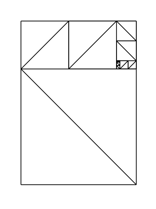 Pliage fractal 02 en Origami