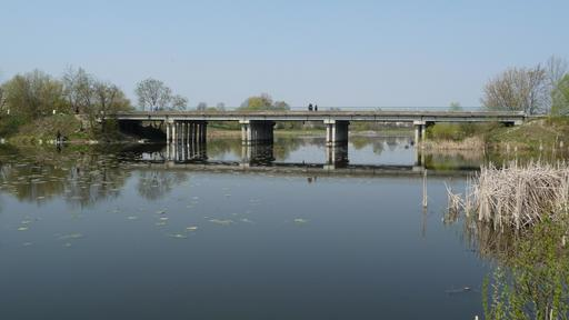 Pont en Ukraine