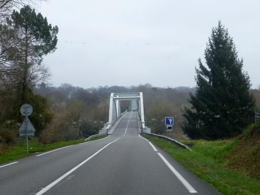 Pont sur l'Adour