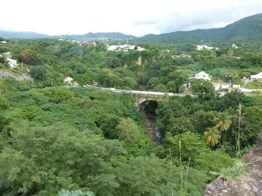 Pont sur le Galion en Guadeloupe